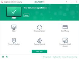 Anti Virus Software by Kaspersky